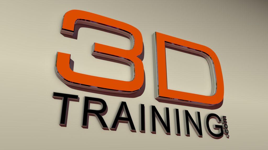 3D Training Institutes Logo