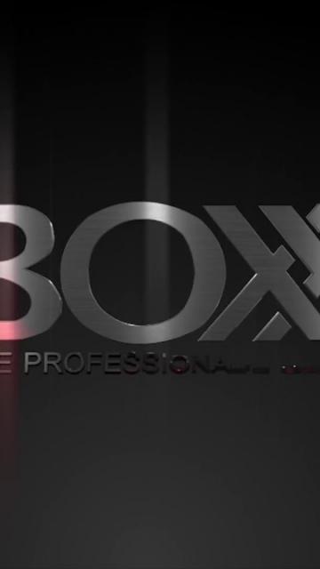 Boxx Logo Animation video clip